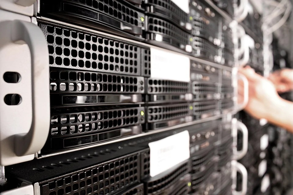 Przenosiny serwerów